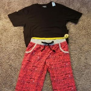 Juniors Small Women's PJ Lounge Set